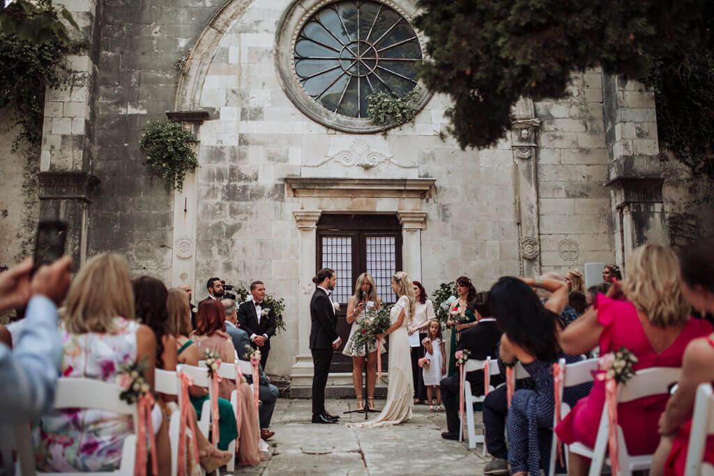 wedding ceremony hvar