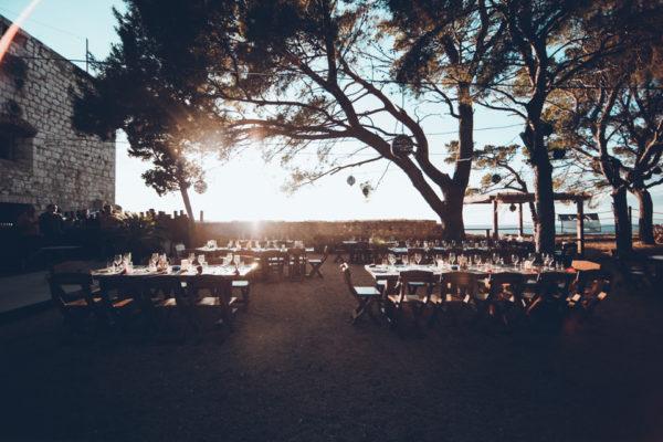 wedding on vis