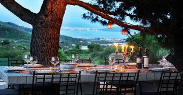 private villa wedding
