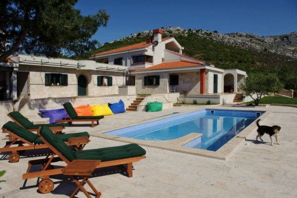 croatia wedding villa