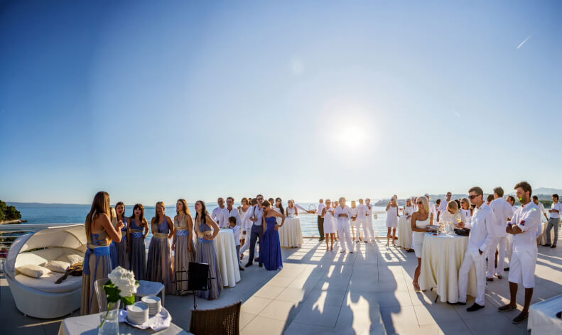 Croatia Beach Wedding Venues