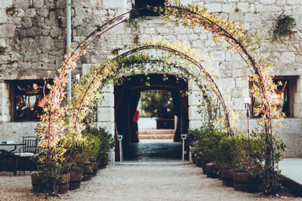 wedding in vis